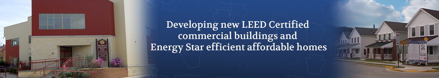 LEED Certified and Energy Star